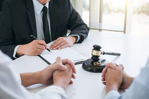 Family lawyer in Sydney helping clients in their divorce process