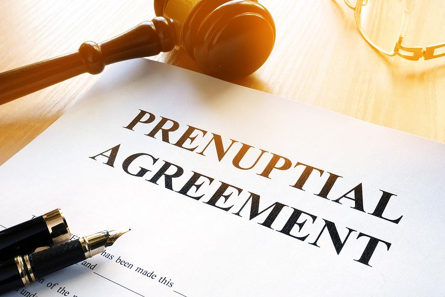 Prenup agreement
