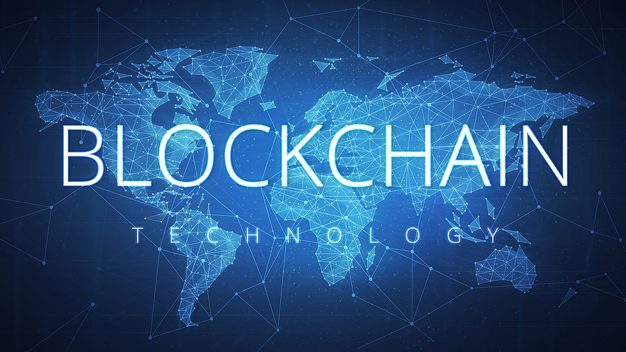 Blockchain technology wording